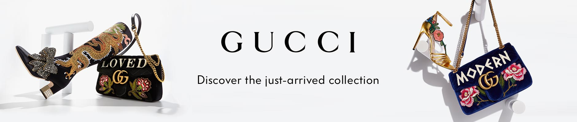Gucci - Discover the just-arrived collection