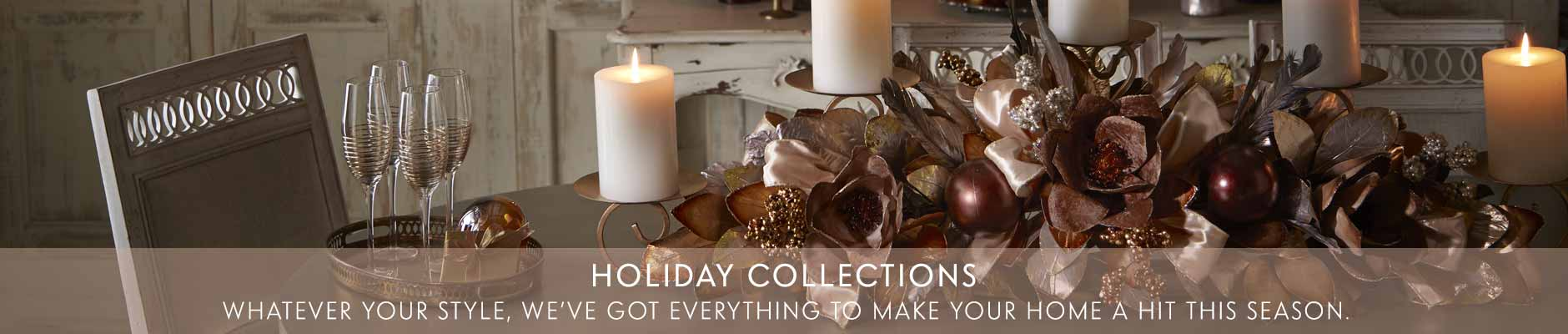 The Holiday Collections