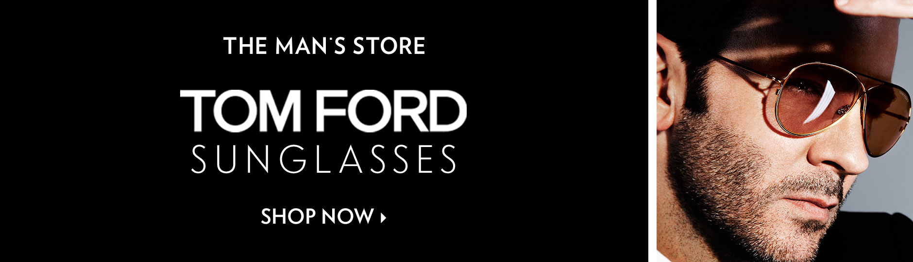 The Man's Store: Tom Ford - Sunglasses
