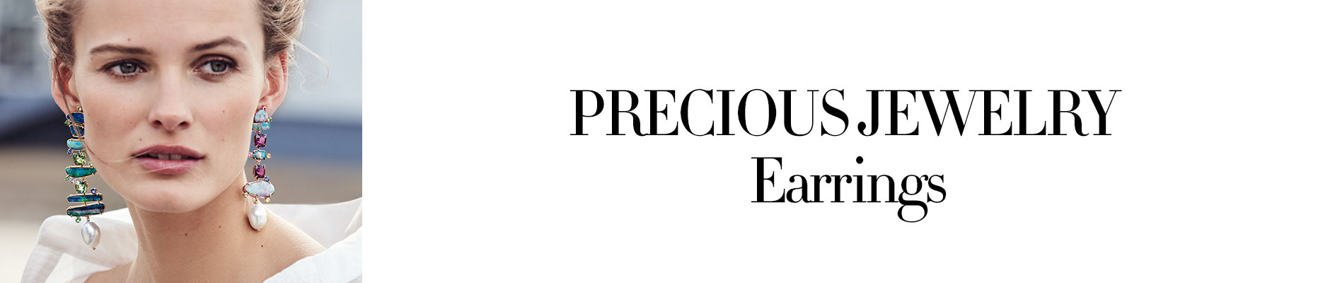 Precious Jewelry - Earrings