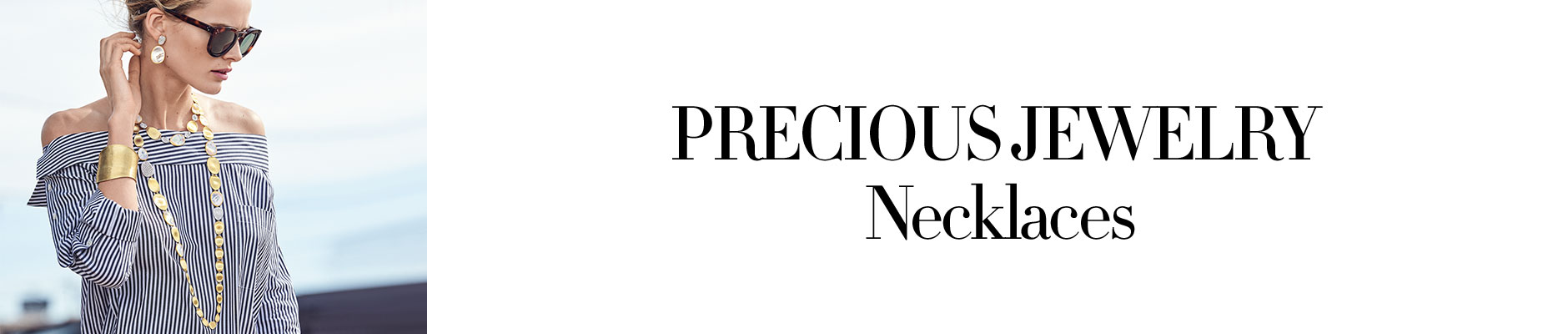 Precious Jewelry - Necklaces