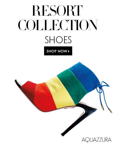 Resort Collection: Shoes