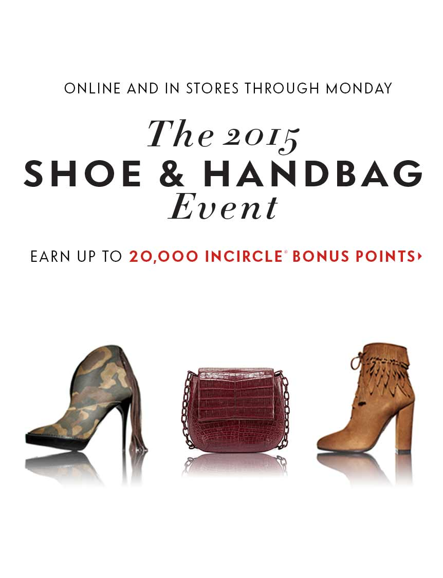 Shoe Handbag Event