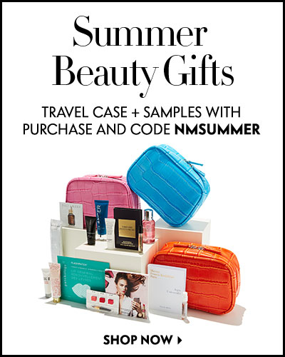 Summer Beauty Gifts - Travel Case + Samples With Purchase And Code NMSUMMER