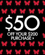 Thanksgiving $50 Off $200