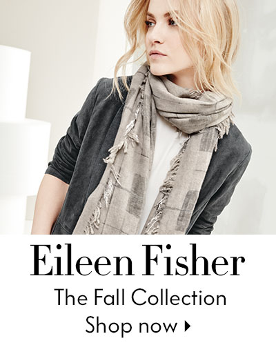 Eileen Fisher - The Fall Collection