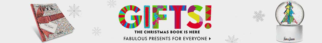 The Christmas Book is here! Fabulous gifts for everyone