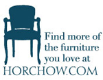 Find more of the furniture you love at Horchow.com