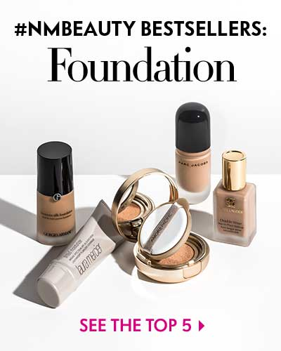 #NMBeauty bestsellers: Foundation - see the top 5
