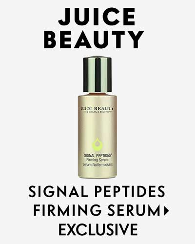 Juice Beauty: Signal Peptides Firming Serum - Exclusive