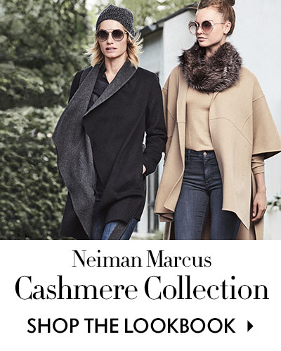 Neiman Marcus: Cashmere Collection - Shop Now