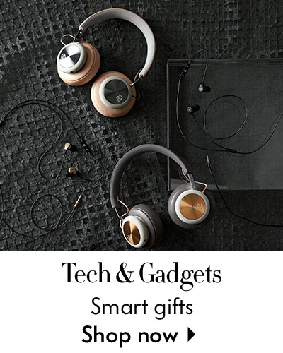 Tech & Gadgets - smart gifts - shop now