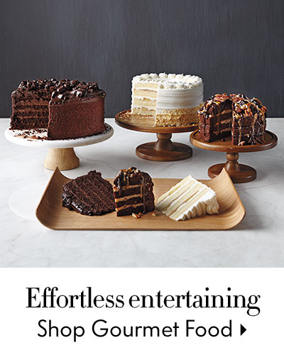 Effortless entertaining - Shop Gourmet Food