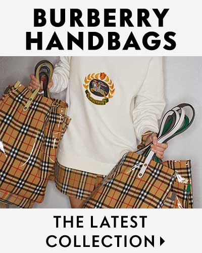 Burberry Handbags - The latest collection
