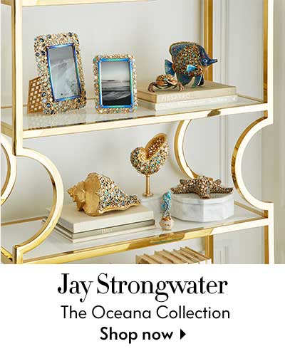 Jay Strongwater - The Oceana Collection