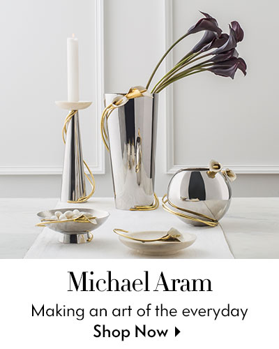 Michael Aram - Making an art of the everyday