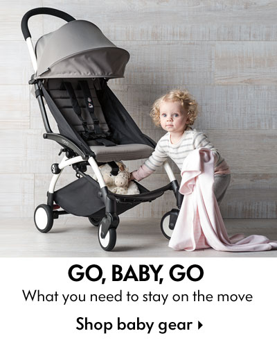 Go, Baby, Go - What you need to stay on the move