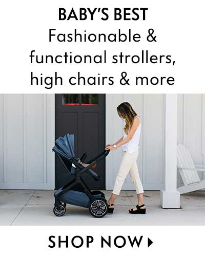 Baby's Best - Fashionable & functional strollers, high chairs & more