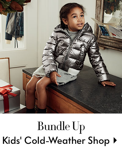 Bundle Up - Kids' Cold-Weather Shop
