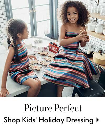 Picture Perfect - Shop Kids' Holiday Dressing