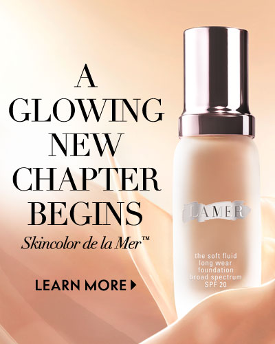 A Glowing New Chapter Begins: Skincolor de la MerTM - Learn More