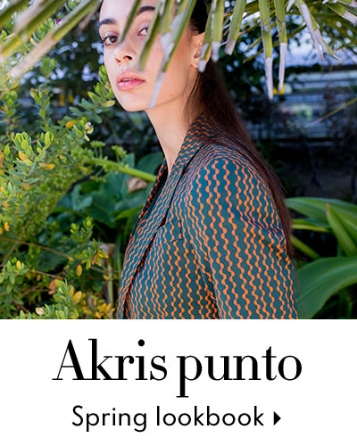 Akris Punto Lookbook