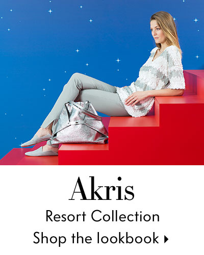 Akris Resort Lookbook