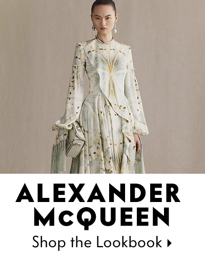 Alexander McQueen Lookbook