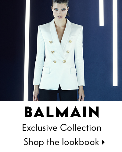 Balmain Exclusives Lookbook