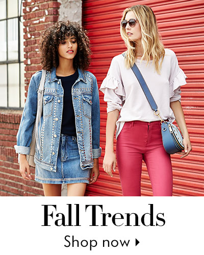 Cusp Fall Trends Lookbook