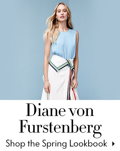 Diane Von Furstenburg Lookbook