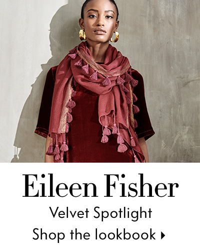 Eileen Fisher Petite Lookbook