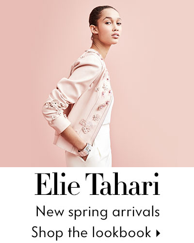 Elie Tahari Lookbook