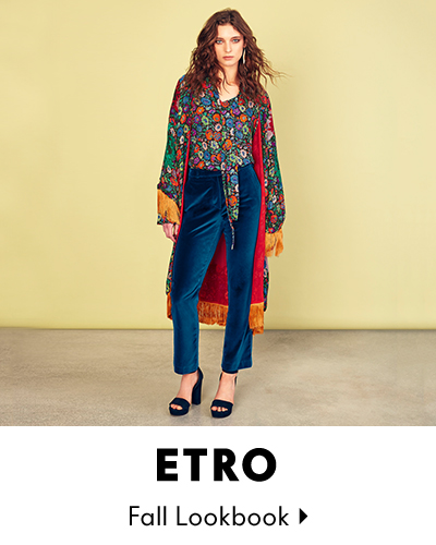 Etro Lookbook