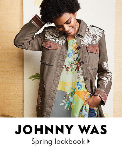 Johnny Was Lookbook