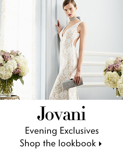 Jovani Evening Exclusives - Shop the Lookbook