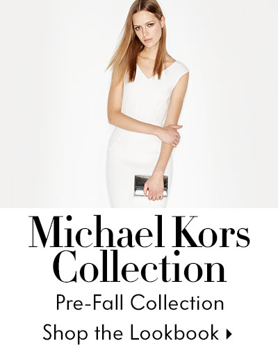 Michael Kors Collection Lookbook