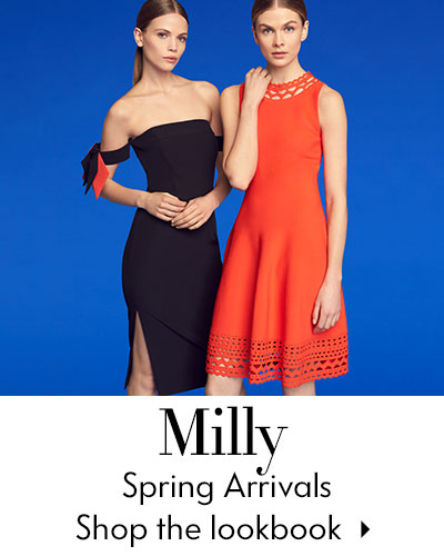 Milly Spring Lookbook