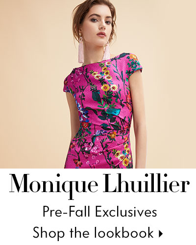 Monique Lhuillier Lookbook