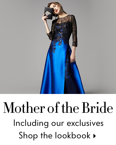 Mother of the Bride Lookbook