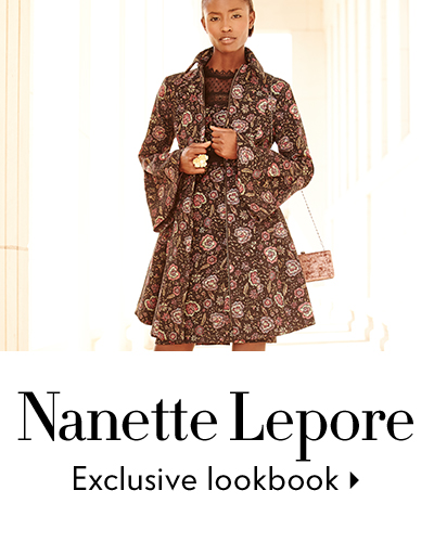 Nanette Lepore Lookbook