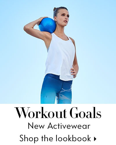 New Year New You Active Lookbook
