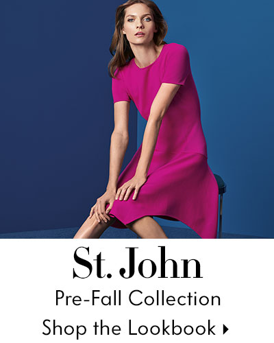 St. John Collection Lookbook