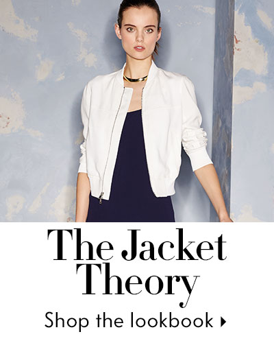 The Jacket Theory - Shop the lookbook