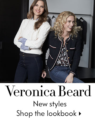 Veronica Beard Lookbook