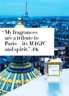 Maison Francis Kurdjian Fragrance Tribute to Paris Magic