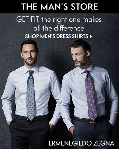 Mens - Dress Shirt Fit Guide