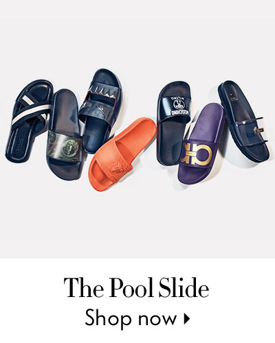 The Pool Slide - shop now