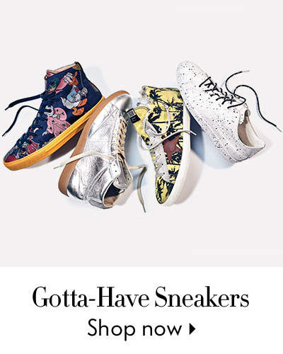 Gotta-Have Sneakers - shop now