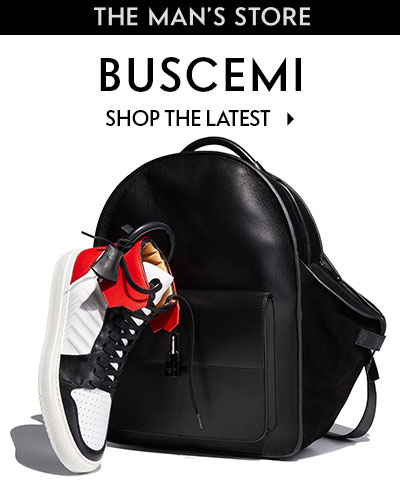 The Man's Store: Buscemi